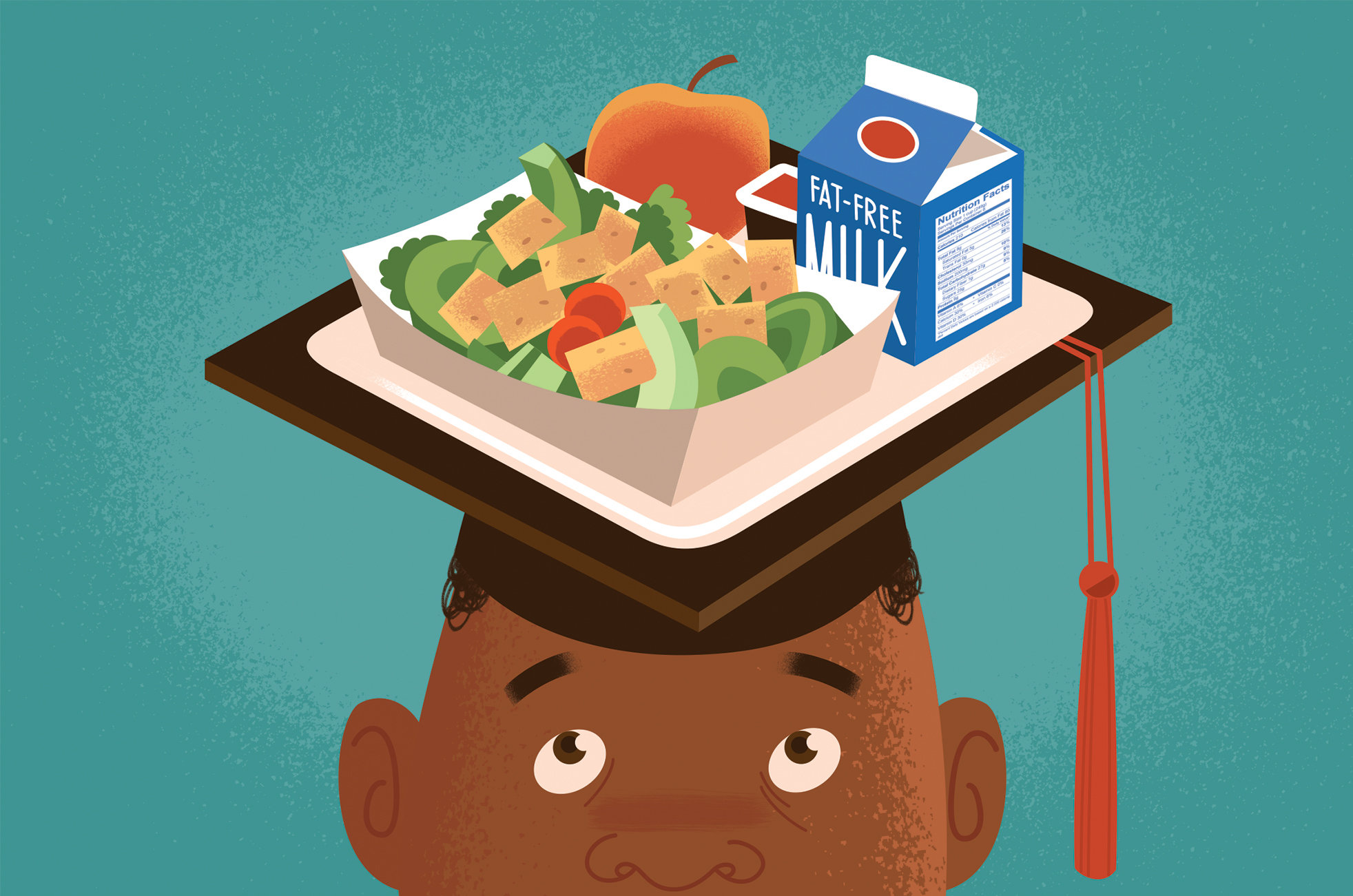 childhood obesity and bad school performance
