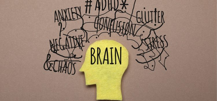 Different symptoms of ADHD in adults and children